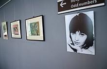 В рамките на фестивала имаше и редица културни събития, едно от които бе изложбата с акварели на Катя Паскалева