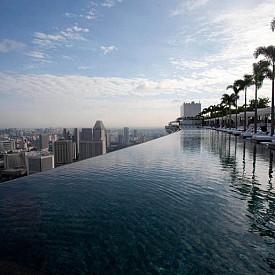 HOTEL MARINA BAY SANDS, СИНГАПУР