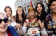 #DGROMA на Dolce&Gabbana