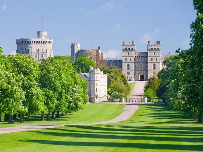 Уиндзорски замък