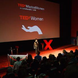 3-то издание на TEDxMladostWomen