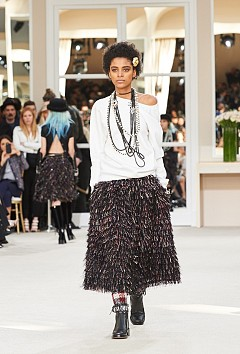 Колекция Chanel / Париж / зима 2016