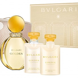 BVLGARI Goldea: парфюм, душ-гел и мляко за тяло