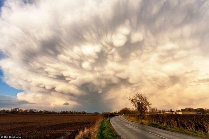 Най-добрите снимки от фотоконкурса за метеорологични явления WEATHER PHOTOGRAPHER OF THE YEAR 2016