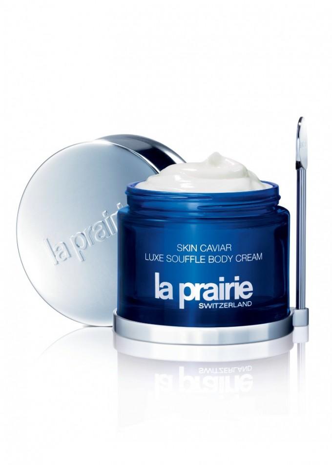 Skin Caviar Luxe Souffle Body Cream на LA PRAIRIE стяга и тонизира, има...