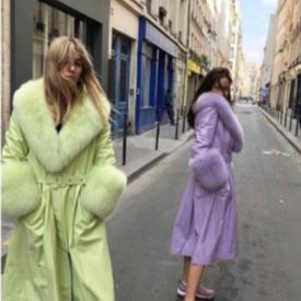 Най-популярното палто на годината