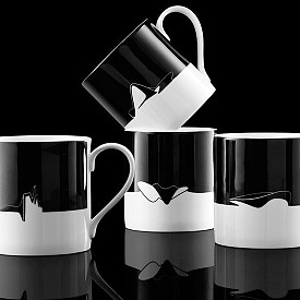 Дизайнерски чаши Zaha Hadid