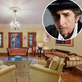 Боб Дилън продава дома си в Ню Йорк