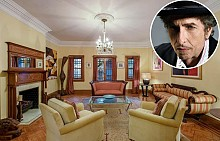 Къщата на Боб Дилън в Харлем
