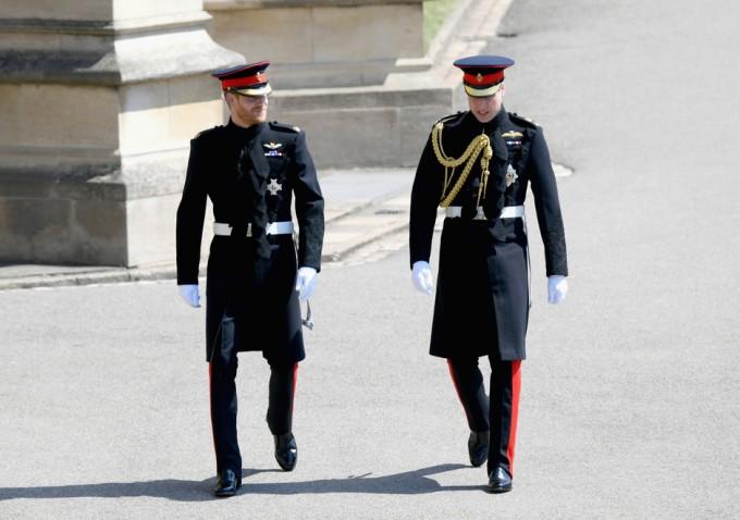 Кралска сватба: Младоженецът и шаферът - принц Хари и принц Уилям