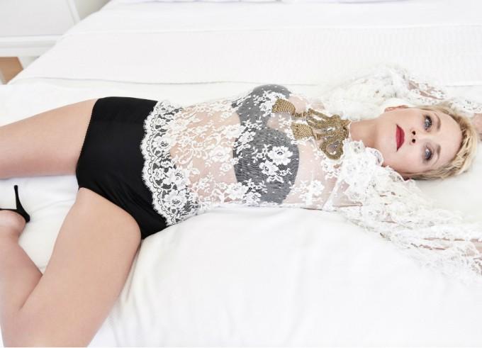 Шарън Стоун разкрива тайните си за красота
