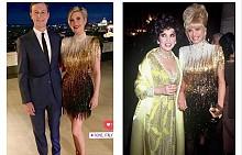 Иванка Тръмп облече роклята на майка си