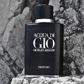 Вода и минерали в новия Acqua Di Gio