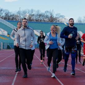 Да бягаме като спортисти, дори да не сме!