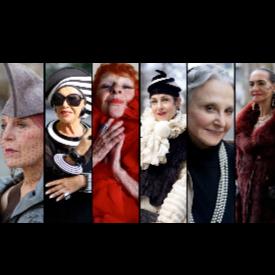 Филм показва как се обличат нюйоркчанките на 65+