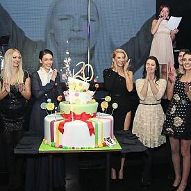 20 години на модната сцена