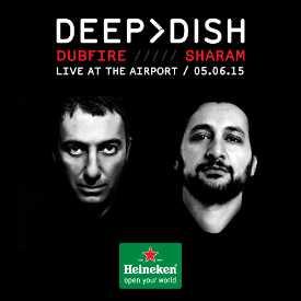 DEEP DISH в София