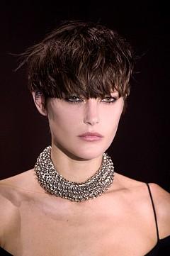 Идеи за бретон от модните дефилета