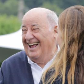 Собственикът на гиганта Inditex Амансио Ортега Гаона