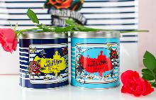 Готие създаде дизайн на опаковки на чай