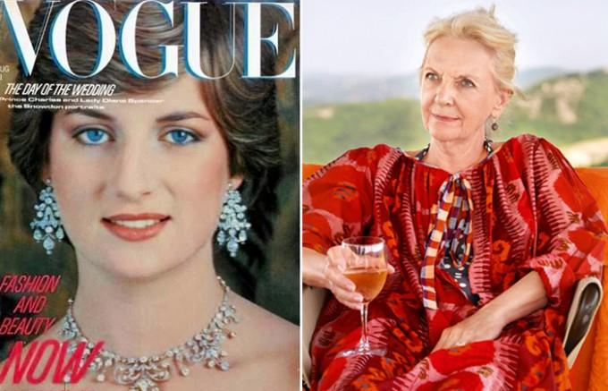 Почина Анна Харви - стилистката на принцеса Даяна