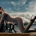 Мадона участва тайно в ултра-феминистичния клип на Ариана Гранде