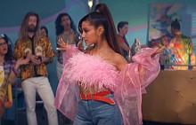 Ариана Гранде с рекордно най-гледано видео в YouTube