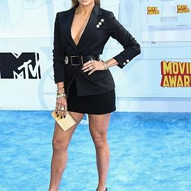 На церемонията MTV Movie Awards - 2015