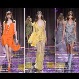 Ревюто на Atelier Versace FW 15/16 откри Седмицата на висшата мода в Париж