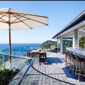 Къща край плажа в Сидни