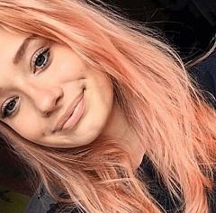 Блоранж - нежни и пастелни цветове в косите