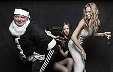 Палавият Дядо Коледа