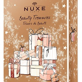 NUXE Beauty Treasures – кутия с 10 уникални продукта за ценители, 68 лв.