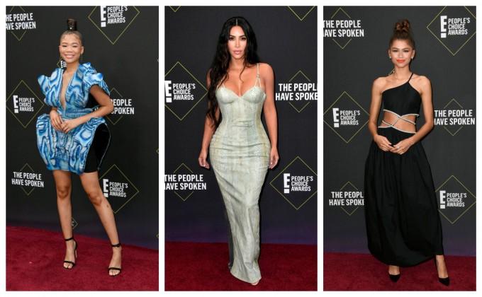 Кой какво облече на People's Choice Awards 2019