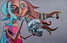 Street art от Берлин
