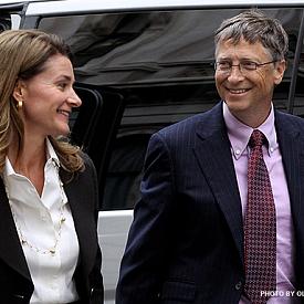 Кои са най-щедрите милионери според Forbes
