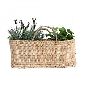Марокански плетени кошници, комплект от 3 части, от bohemiadesign.com