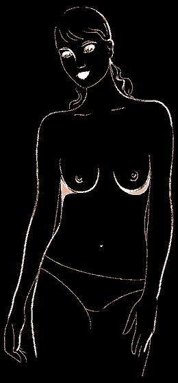 Издължени Тези гърди също са по-малко обемни в горната, но повече в долната си част, обаче са по-скоро издължени, отколкото раздалечени. Има много относителни критерии, за да се определят гърдите ви в тази форма, но в повечето случаи те са с малък размер. За тази форма на гърдите в повечето случаи сутиенът трябва да е с подплънки, за да ги повдига и да им добавя размер.