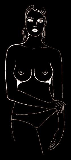 КАТО СЪЛЗИ  Да, формата им е точно такава, както и звучи думата – заоблени като сълза, малко по-пълни в горната си част и обемни в долната. Като капки. За щастие тази форма на гърдите стои добре във всяка форма на сутиените.