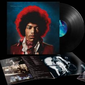 Излиза новият албум с неиздавани записи на Джими Хендрикс