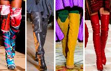 Ботуши за есента: 20 предложения от модния подиум в Милано и Париж