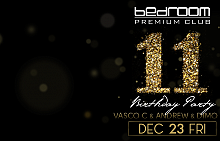 BEDROOM PREMIUM CLUB става на 11 години