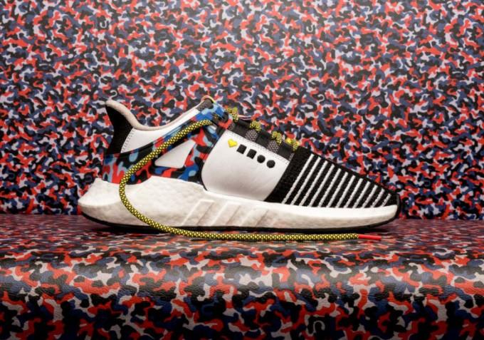 Adidas създаде маратонки от тапицерията на берлинското метро