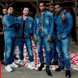 A$AP Mob за Calvin Klein