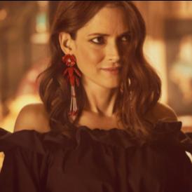 Уинона Райдър в пролетната кампания на H&M