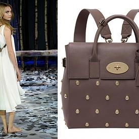 Бранд: Mulberry / Име: Cara Delevingne Bag / Цена: ,270-,880
