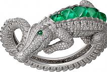 Колекцията с крокодили на Cartier