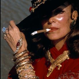 Мексиканска актриса вдъхновява Cartier за бижута с крокодили