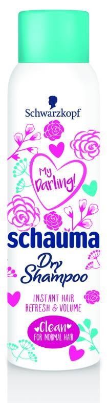 Сух шампоан за нормална коса My Darling на Schauma, 5.69 лв.