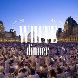 White Dinner в града
